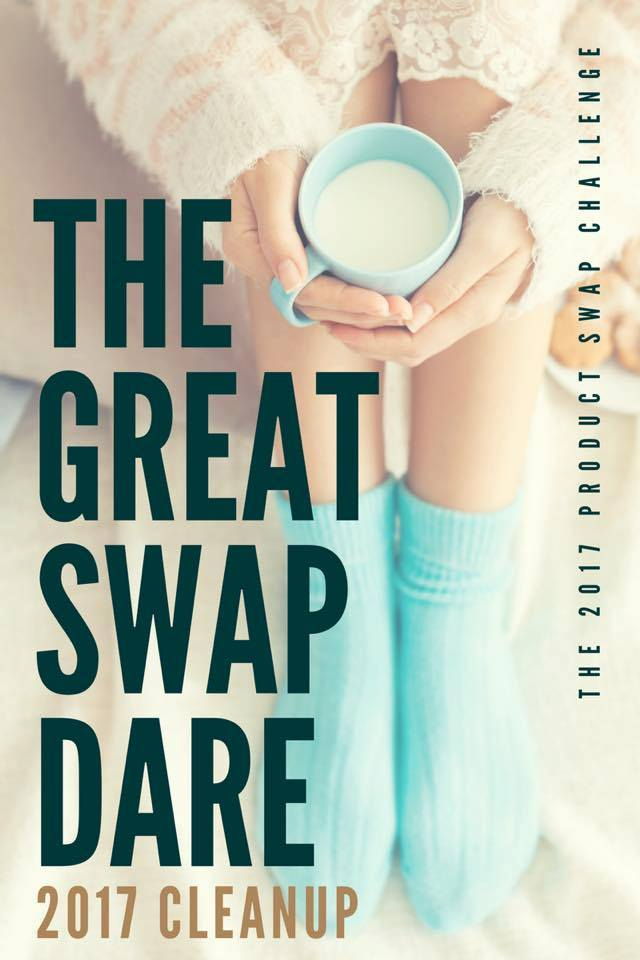 The Great Swap Dare 2017 Product Swap
